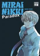 Spin off et stand Alone, vos opinions. Mirai-nikki-paradox-manga-volume-1-simple-40461