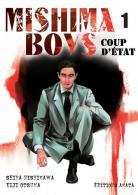 Manga - Mishima boys