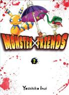 Manga - Monster friends
