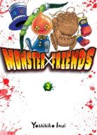 Manga - Monster friends