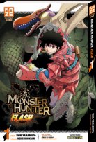 Manga - Monster Hunter Flash