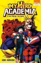 ému - [MANGA/ANIME] My Hero Academia (Boku no Hero Academia) ~ My-hero-academia-manga-volume-1-simple-240907