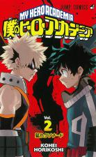 ému - [MANGA/ANIME] My Hero Academia (Boku no Hero Academia) ~ My-hero-academia-manga-volume-2-simple-224252