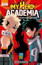 ému - [MANGA/ANIME] My Hero Academia (Boku no Hero Academia) ~ My-hero-academia-manga-volume-2-simple-240908