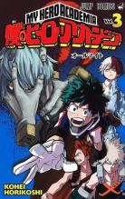 ému - [MANGA/ANIME] My Hero Academia (Boku no Hero Academia) ~ My-hero-academia-manga-volume-3-simple-228387
