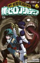 ému - [MANGA/ANIME] My Hero Academia (Boku no Hero Academia) ~ My-hero-academia-manga-volume-6-simple-240383