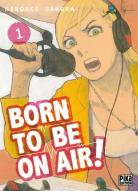 Manga - Born to be on air