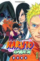 Manga - Naruto gaiden - Le 7° hokage et la lune écarlate