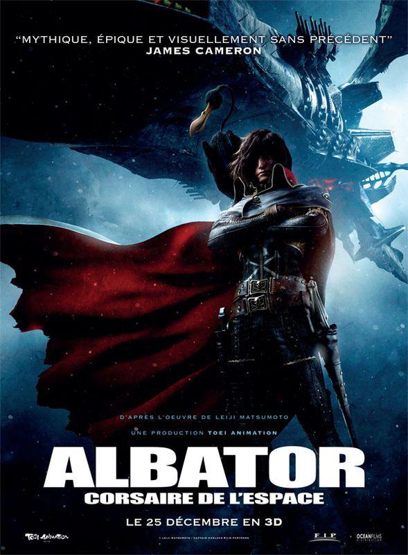 Albator le Corsaire de l'Espace (Space Pirate Captain Harlock 241), le Film  2812