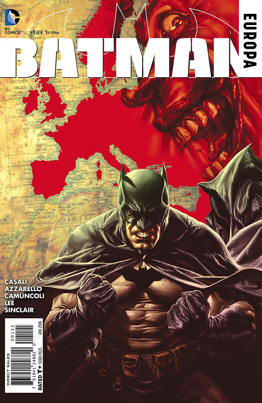 Batman Europa - Tome 03
