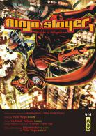 Manga - Ninja slayer