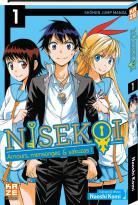 Manga - Nisekoi