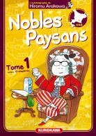 [MANGA] Nobles Paysans ~ Nobles-paysans-manga-volume-1-simple-74304