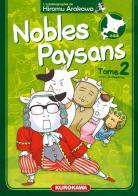 [MANGA] Nobles Paysans ~ Nobles-paysans-manga-volume-2-simple-207427