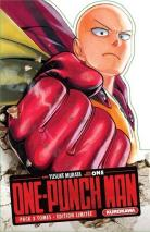 Manga - One Punch Man