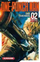 [MANGA/ANIME] One-Punch Man ~ One-punch-man-manga-volume-2-simple-241867