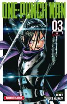Manga - One Punch Man