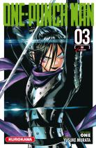 [MANGA/ANIME] One-Punch Man ~ One-punch-man-manga-volume-3-simple-246206
