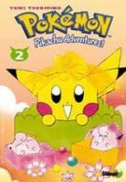Les mangas et animes Pokemon-pikachu-adventures-manga-volume-2-simple-6250