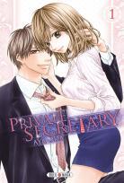 Manga - Private secretary