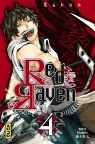 Red Raven Red-raven-manga-volume-4-simple-71290