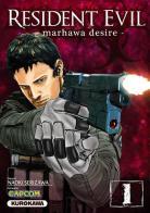 Resident Evil: Marhawa Desire Resident-evil-marhawa-desire-manga-volume-1-simple-55965