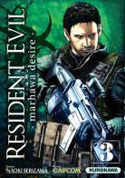 Resident Evil: Marhawa Desire Resident-evil-marhawa-desire-manga-volume-3-simple-73050