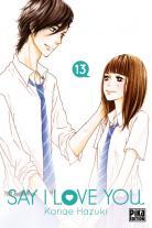2 - Vos achats d'otaku ! (2015-2017) - Page 27 Say-i-love-you-manga-volume-13-simple-261288
