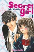 Vos acquisitions Manga/Animes/Goodies du mois (aout) - Page 2 Secret-girl-manga-volume-1-simple-12024