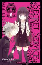 Secret Service  - Page 2 Secret-service-maison-de-ayakashi-guide-officiel-guide-volume-1-simple-73035