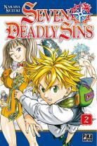 [MANGA/ANIME] Seven Deadly Sins (Nanatsu no Taizai) Seven-deadly-sins-manga-volume-2-francaise-76347