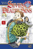 [MANGA/ANIME] Seven Deadly Sins (Nanatsu no Taizai) Seven-deadly-sins-manga-volume-4-francaise-209051