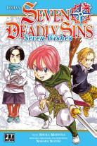 Roman - Seven Deadly Sins - Seven Wishes