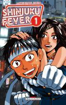 Manga - Shinjuku Fever