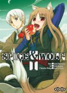 Manga - Spice and Wolf
