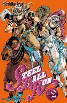 Steel Ball Run (JBA part 7) - Hirohiko Araki - Page 2 Steel-ball-run-manga-volume-2-simple-68213