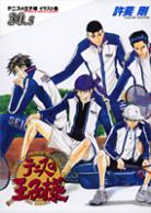The Prince of Tennis Illustrations 30.5 1