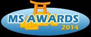 MS AWARDS 2014 : plus qu'une semaine pour voter !