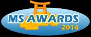 MS AWARDS 2014 : Meilleure Romance
