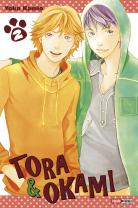 Tora & Ookami  Tora-ookami-manga-volume-2-simple-77858
