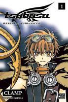 Tsubasa Reservoir Chronicle: la réédition en volumes doubles - Page 2 Tsubasa-reservoir-chronicle-manga-volume-1-double-75187