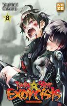 Manga - Twin star exorcists – Les Onmyôji Suprêmes