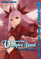 bund - [MANGA/ANIME] Dance in the Vampire Bund ~ Vampire-bund-manga-volume-1-simple-35819