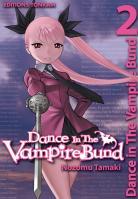 bund - [MANGA/ANIME] Dance in the Vampire Bund ~ Vampire-bund-manga-volume-2-simple-41458