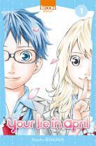 Les Mangas que vous Voudriez Acheter / Shopping List - Page 8 Your-lie-in-april-manga-volume-1-simple-223821