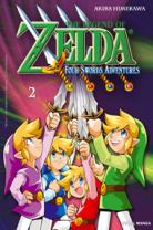 The Legend of Zelda: Four Swords Adventures T.2