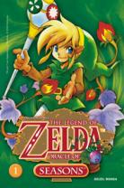 The Legend of Zelda: Oracle of Seasons/Ages